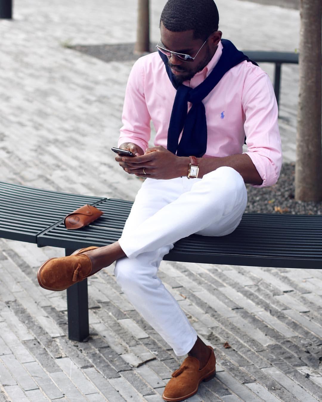 Shirt outfit men, Mens fashion