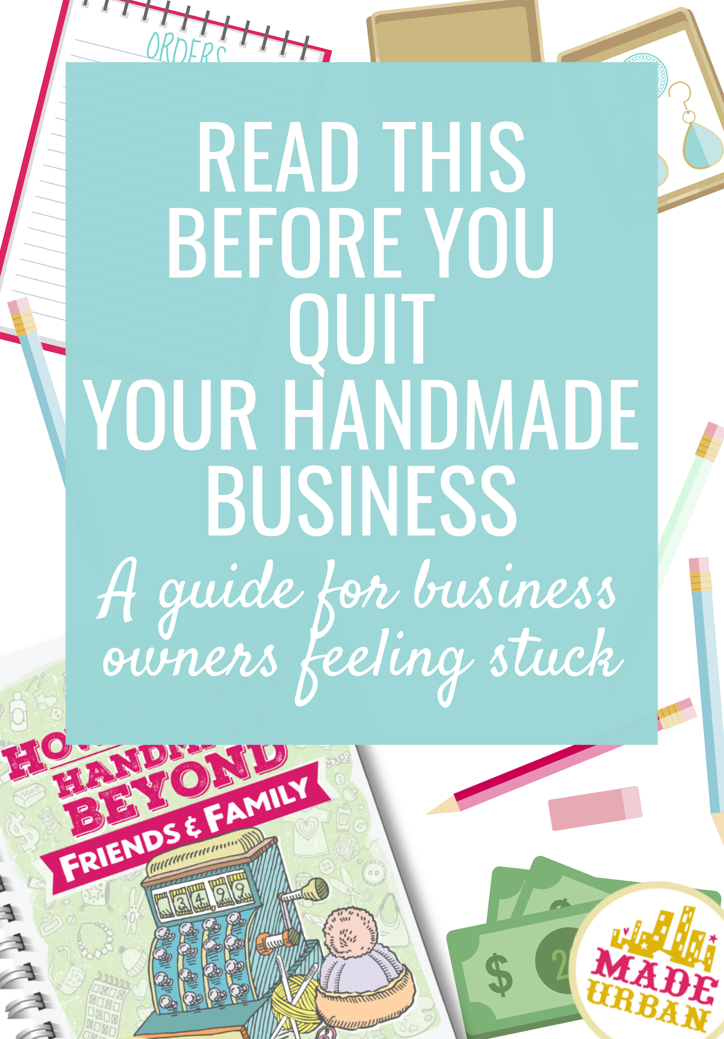 How to Sell Handmade Beyond Friends & Family | Craft Show