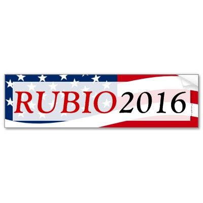 Rubio 2016, Marco for President