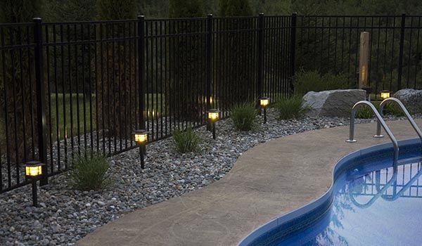 Installing Low Voltage Landscape Lighting In 2019 Backyard