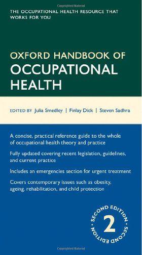 Oxford Handbook Of Occupational Health 2nd Edition Pdf Medical