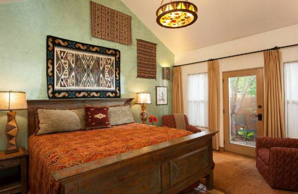 Home Design And Decor Native American Home Interiors Bedroom - Native american bedroom design