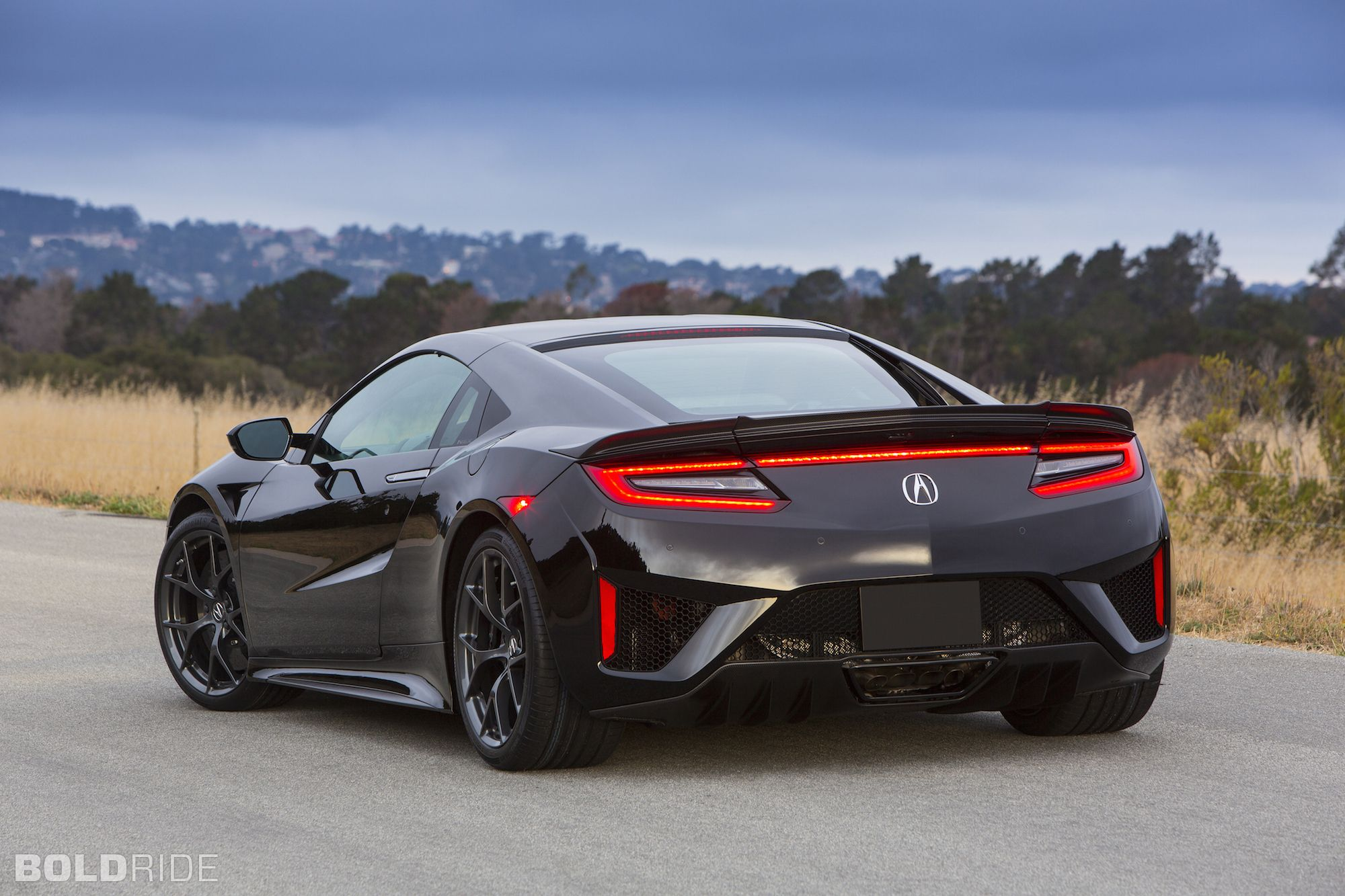 2016 Acura Nsx Images Pictures And Videos