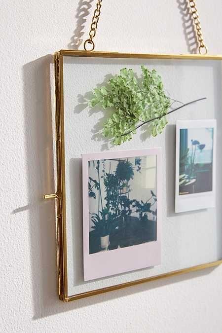 8x8 Bedroom Design: Hanging Glass Display Frame - 8x8 In 2019
