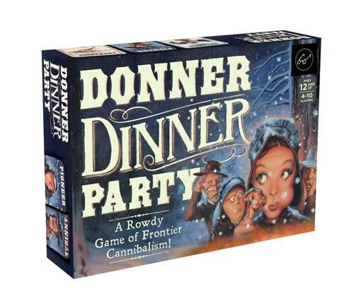 Donner Dinner Party Dinner Party Games Party Board Games Donner Party
