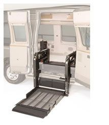 MobilityWorks Dual Post Wheelchair Lifts