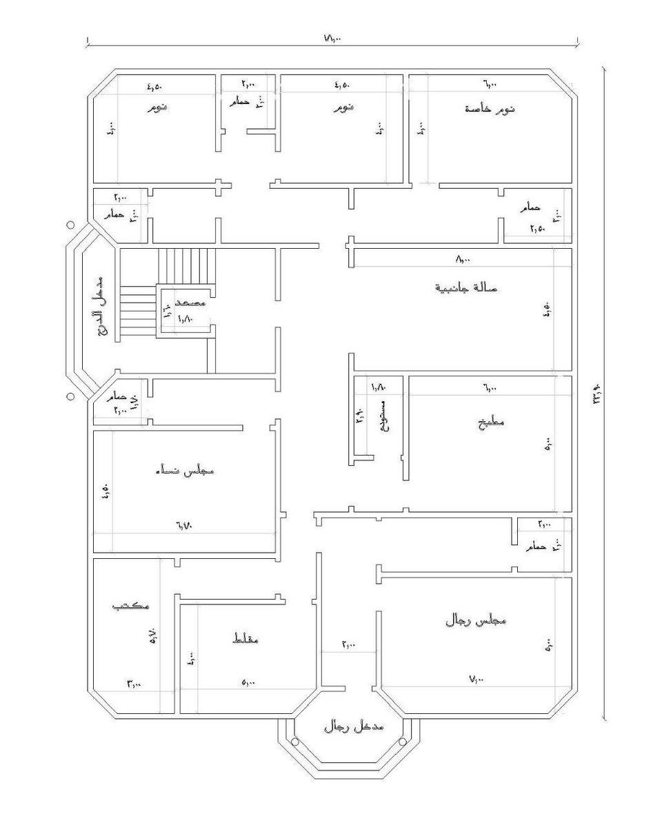 Pin by Caaty on مخططات Floor plans, Diagram