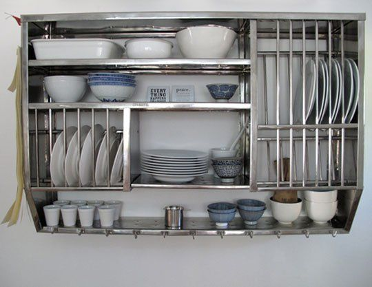 A Source For Similar Stainless Steel Kitchen Storage? & A Source For Similar Stainless Steel Kitchen Storage? | Stainless ...