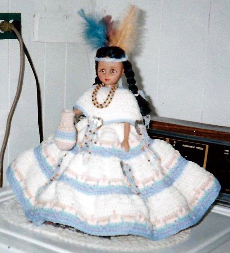 Indian Princess Crochet Doll Patterns | Pin it 2 Like 1 Image ...