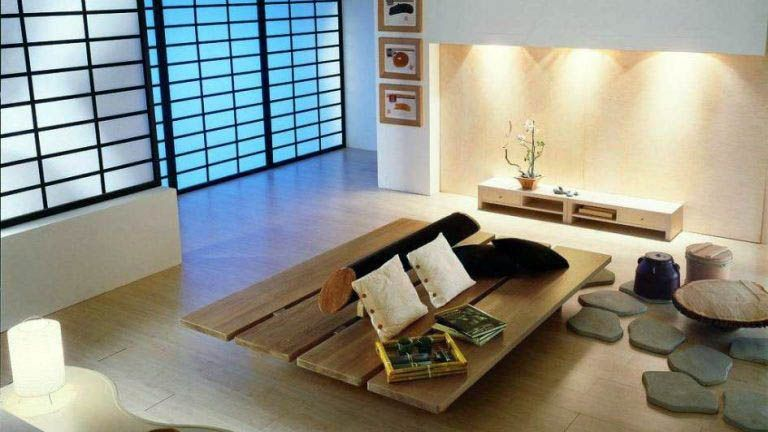 Sophisticated Japanese Dining Table Suggestions Zen Interiors Minimalist Bedroom Design Asian Interior Design