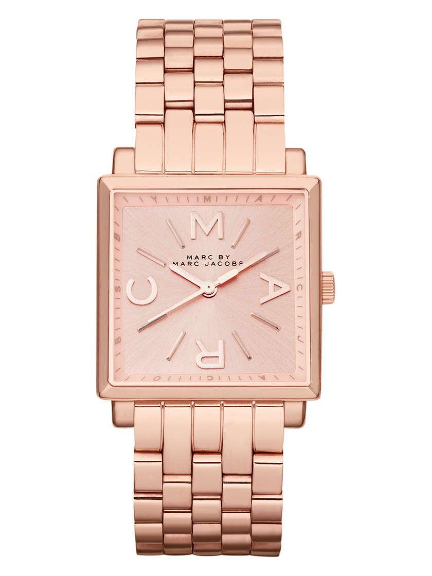 Women's Square Japanese Quartz Stainless Steel Watch