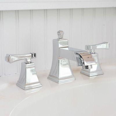 Rainier Double Handle Widespread Bathroom Faucet | Joss & Main