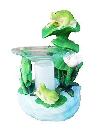 best frog electric night light lamp animal figurine kids children