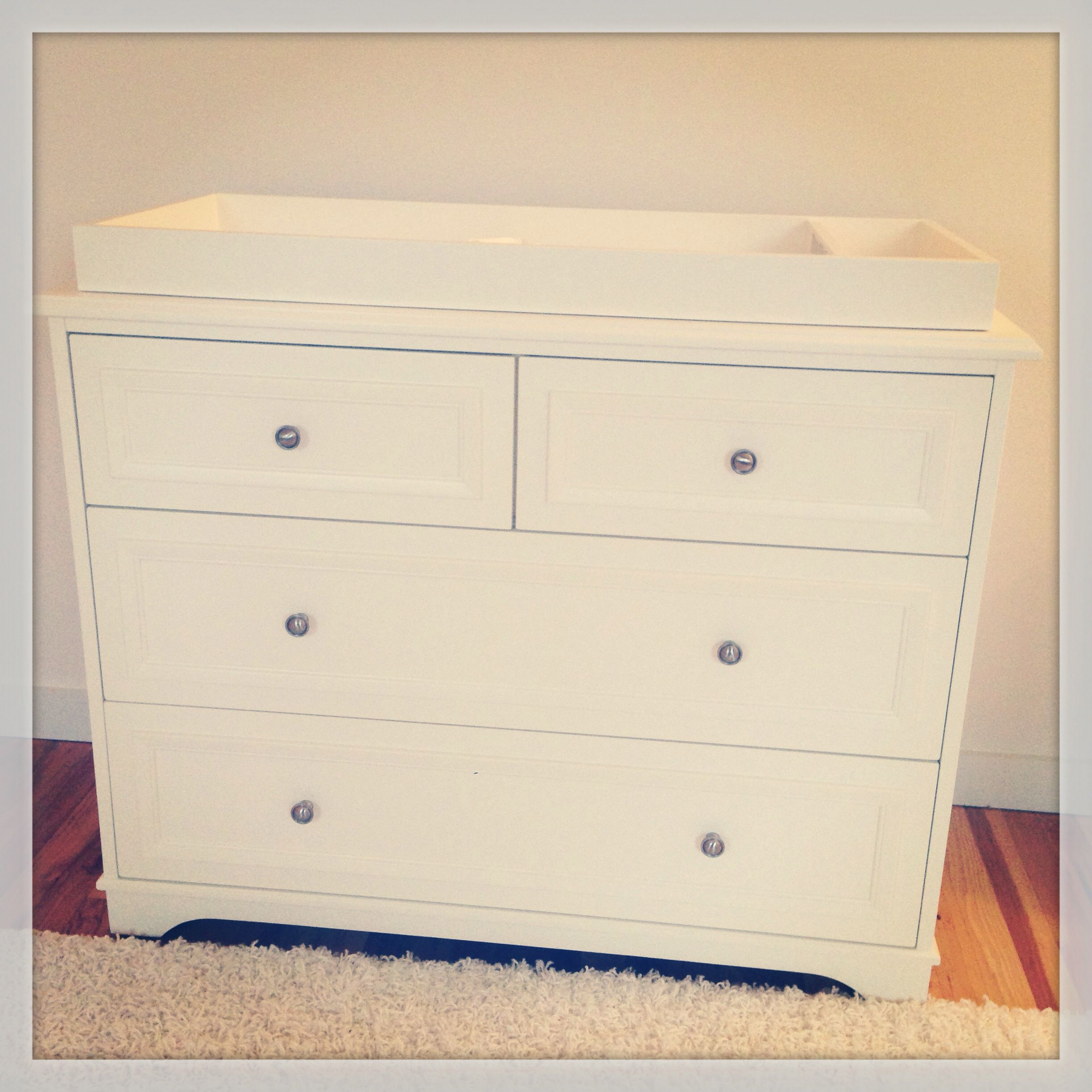 Pottery Barn Baby Fillmore Dresser Changing Table