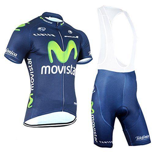 New Team Men Cycling Jersey Bike Riding Brace Shorts Set Shirt Bibs Shorts Pants