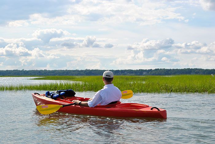 Coastal Carolina Kayaking