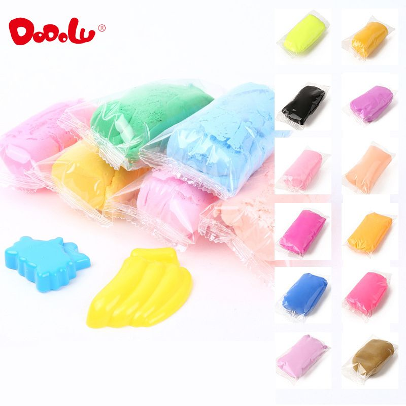 100g 24 colors Available  DIY Fimo Polymer Modelling Soft Clay Craft DIY