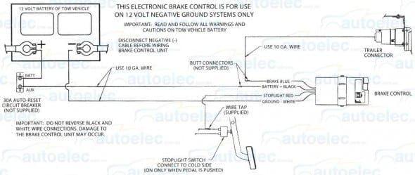 Hayman Reese Electric Brake Controller Wiring Diagram Di 2020