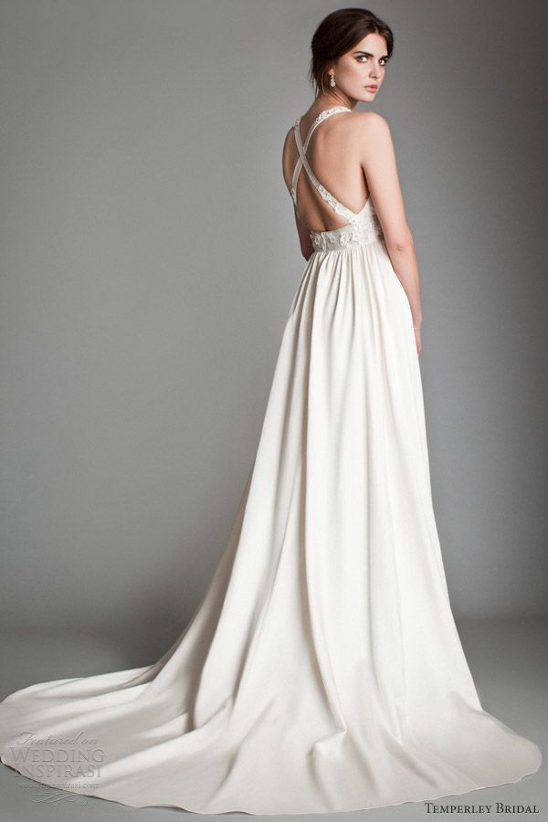 Temperley Bridal Gowns — 2013 Titania Collection | Lavender wedding ...