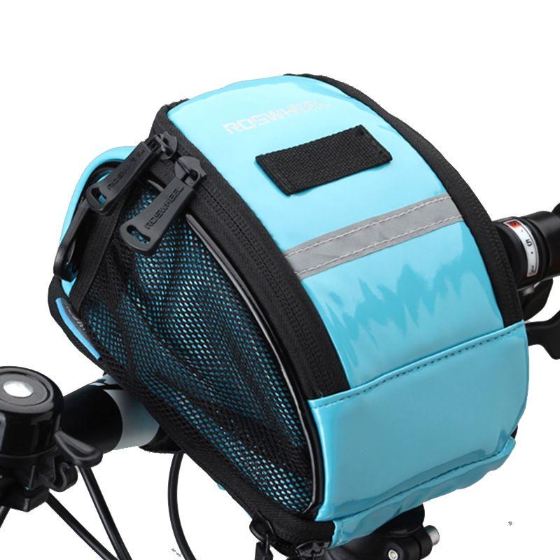 Pin By Roswheel Bike On Mountain Rear Pannier Bag