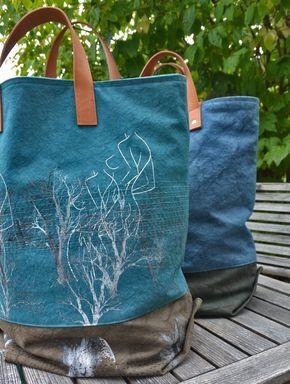 Mis nuevas bolsas favoritas: instrucciones gratuitas »Blog de BERNINA