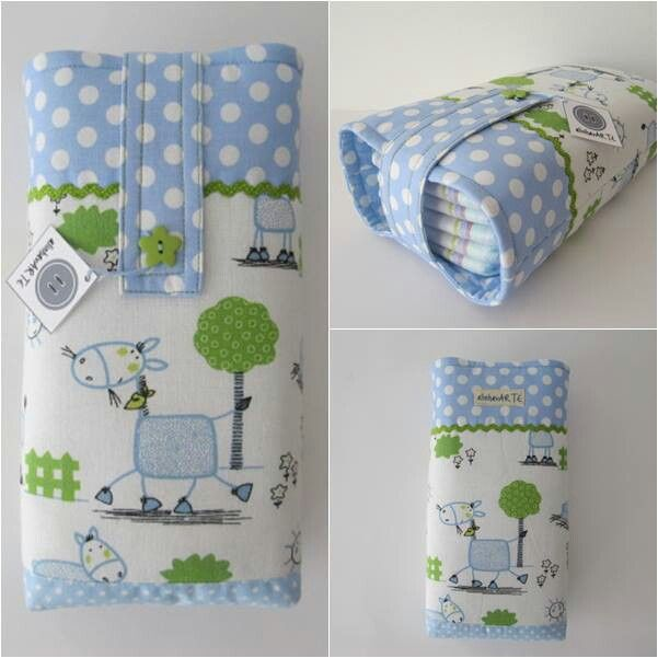 Nappies pouch | Baby related | Pinterest | Bebe, Bebé y Costura