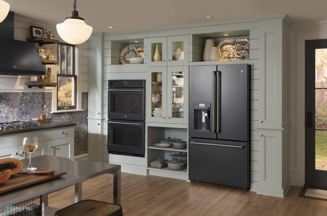 Download Wallpaper What Colors Go With Black Kitchen Appliances