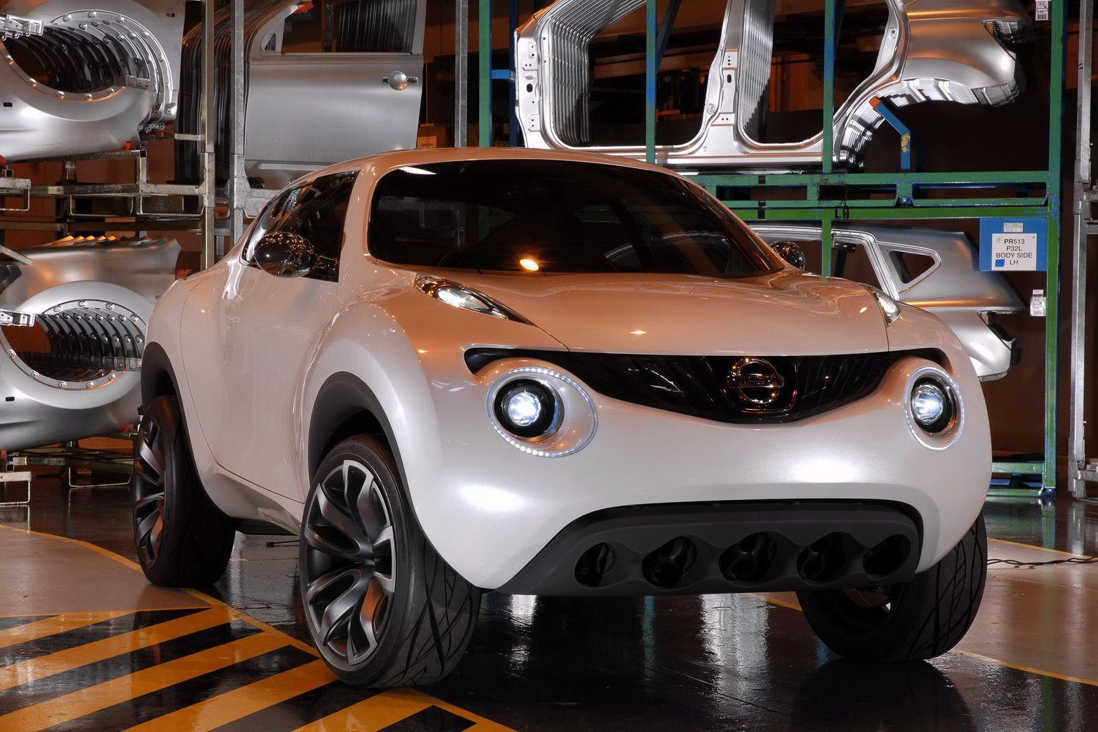 Superbe Nissan Juke, These Are So Cute!