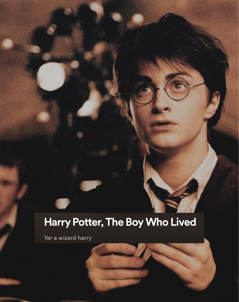 Harry Potter Playlist Harry Potter Harry Potter Song Potter