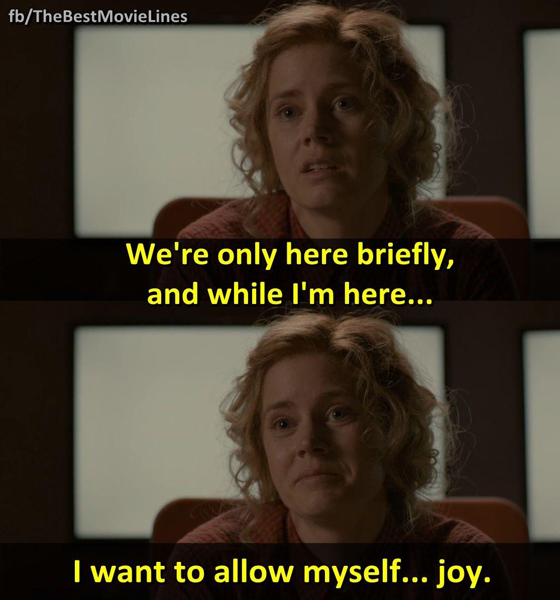 Amy Adams In Her 2013 Best Movie Lines Movie Lines Good Movies