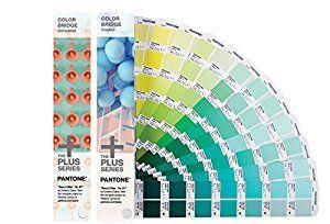 PANTONE GP6102N Coated/Uncoated Colour Bridge Set: Amazon.co.uk: DIY & Tools