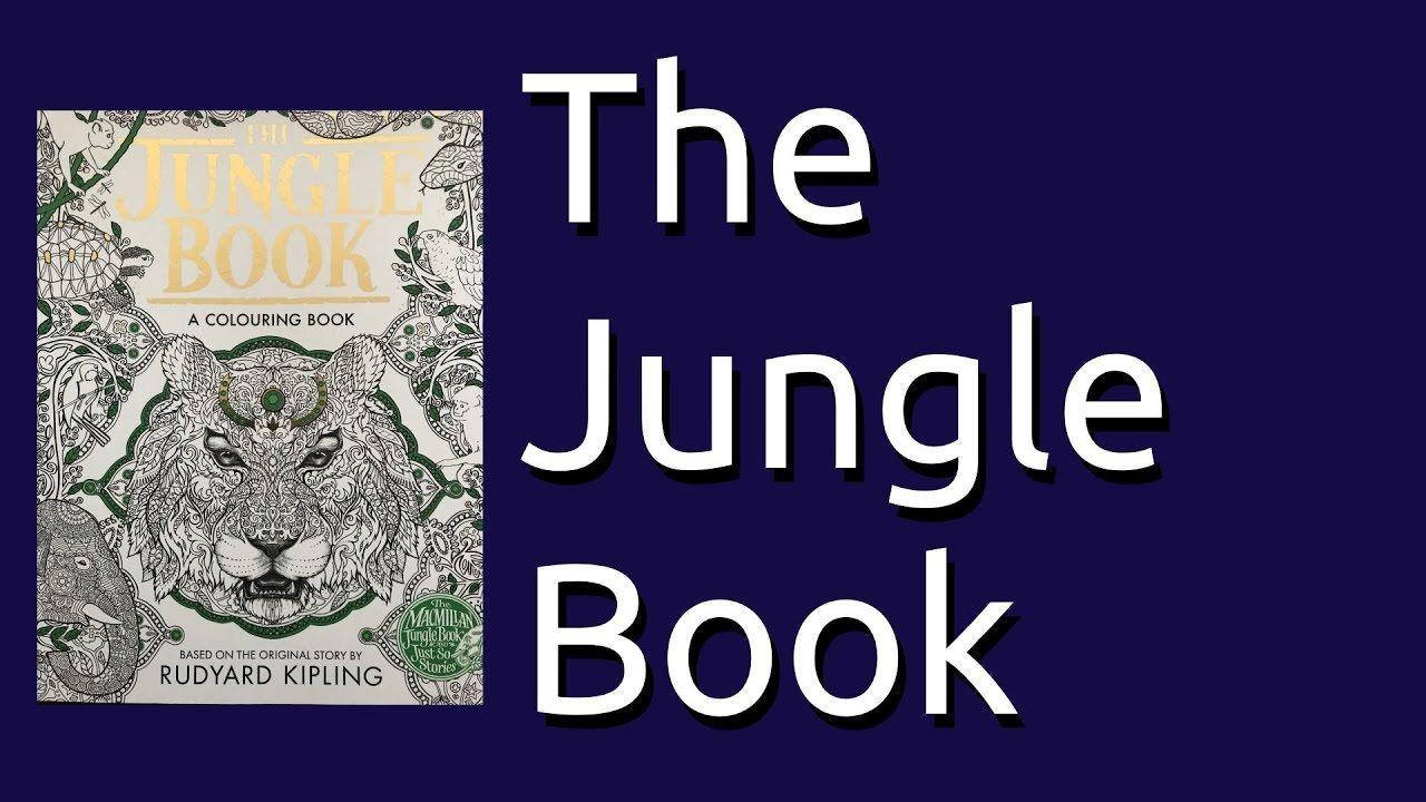 Coloring Book Flip Through The Jungle Book Dschungelbuch Taschen Bucher Taschenbuch