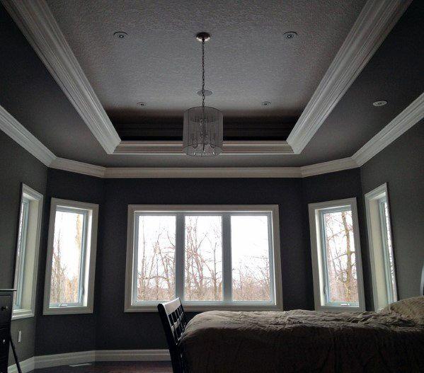 Top 50 Besten Trey Decken Ideen Overhead Interior Designs Manner