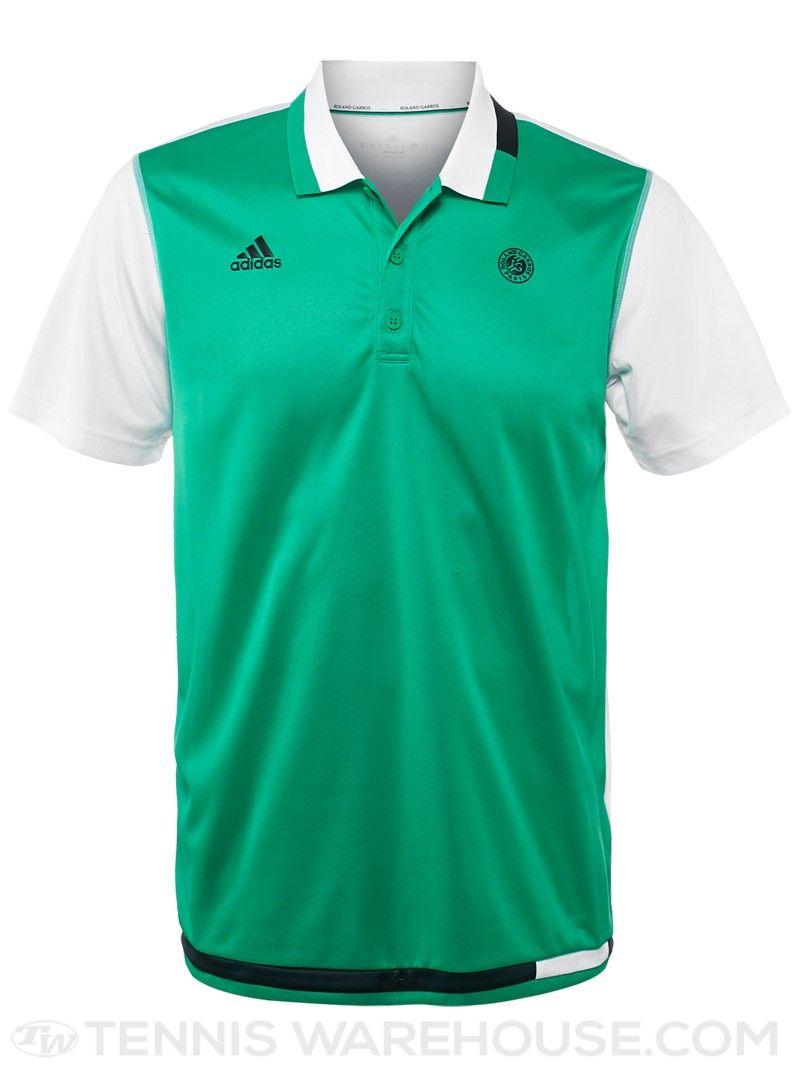 Garros Fashion Adidas PoloTennis Men's Roland Wear zpqMVSLUG