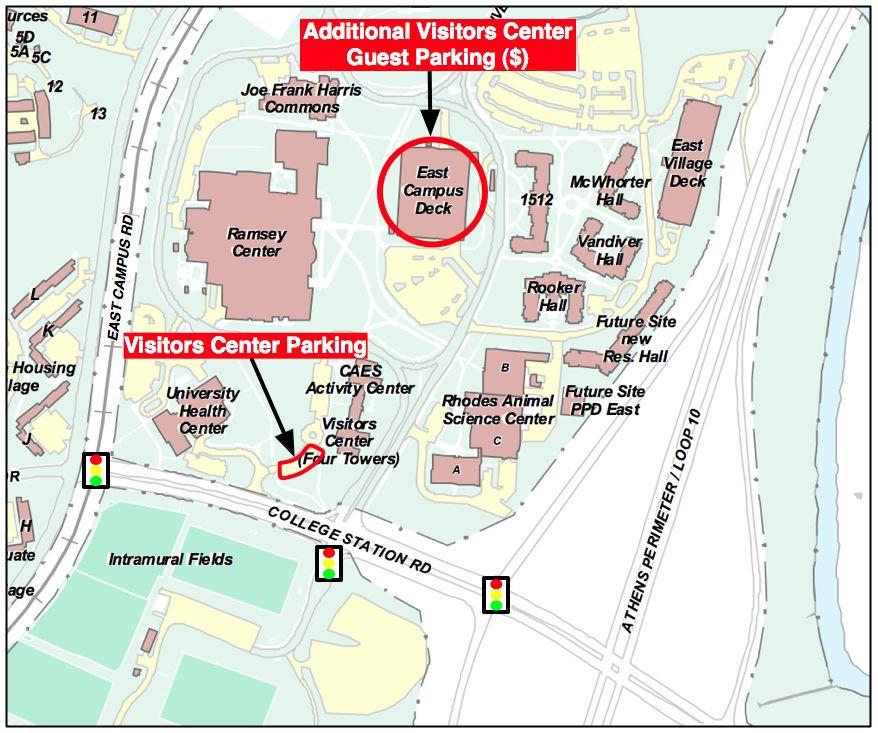 Directions | Plan a Visit | Visit UGA | How to plan ...