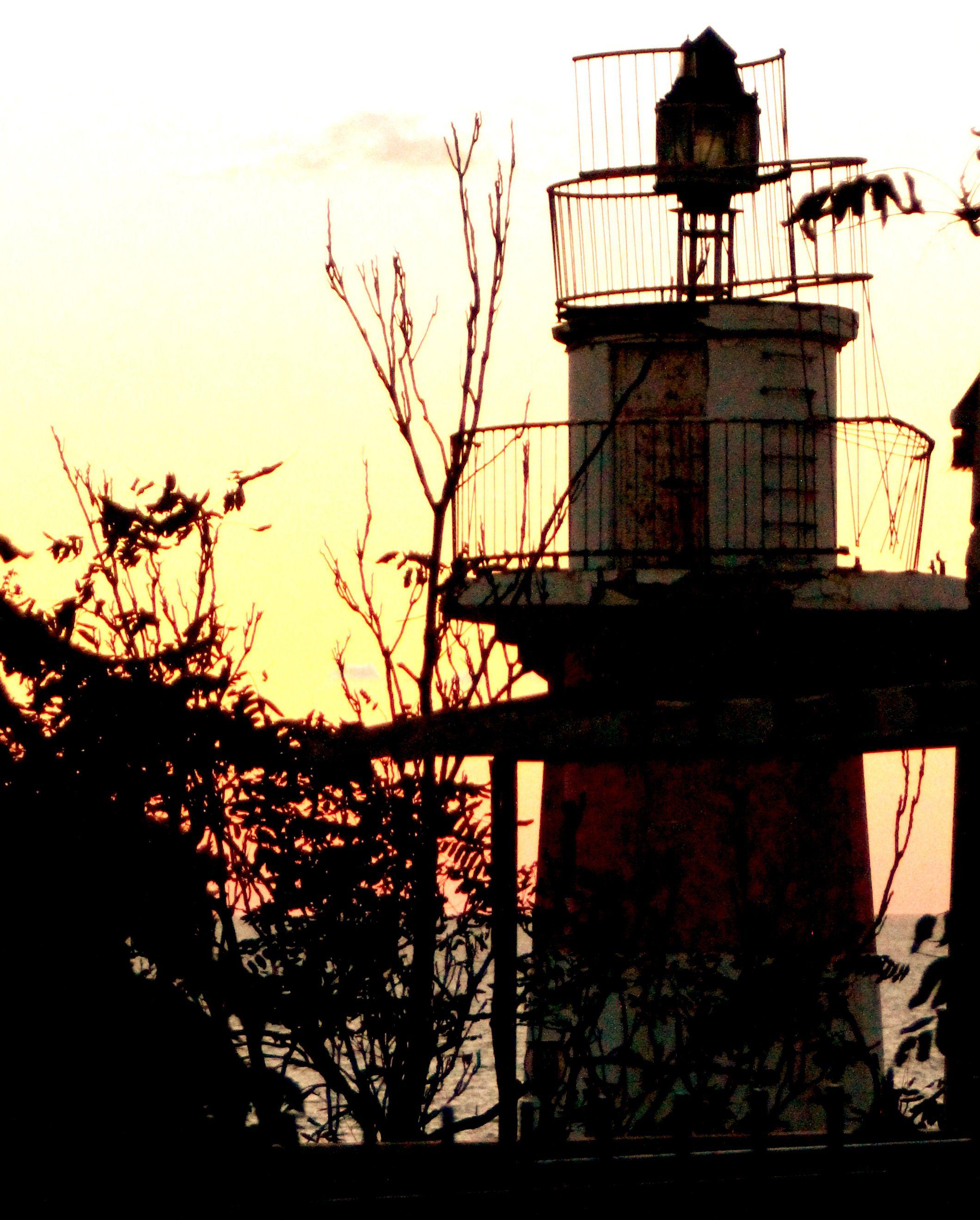 Yafo at sunset