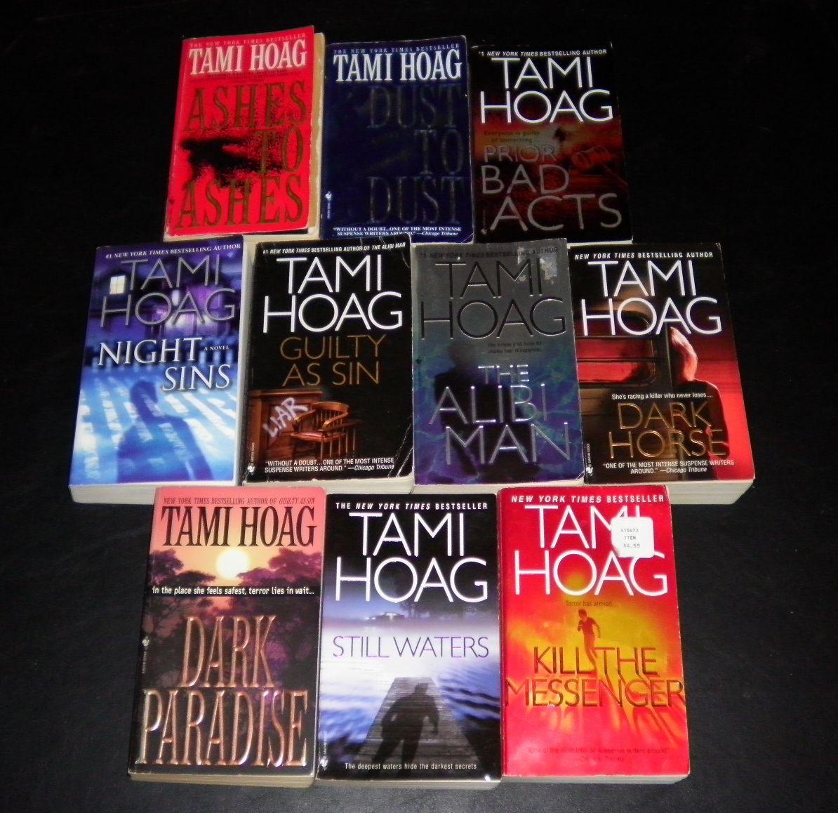 Tami Hoag Lot 10 3 Full Series Kovak Liska Estes Deer Lake We Ship In Boxes Ebay 11 99 Romantic Suspense Tami Hoag Mystery Thriller