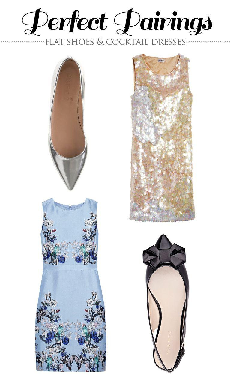 Flat Shoes   Cocktail Dresses  dd8cf3cec328