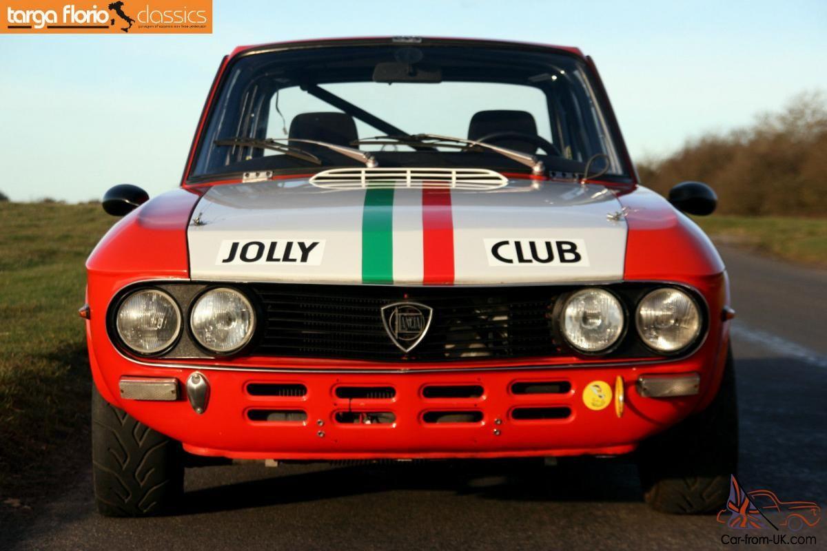 Jolly Club, Lancia Fulvia 1600HF Series 2 (1972). | Lancia ...