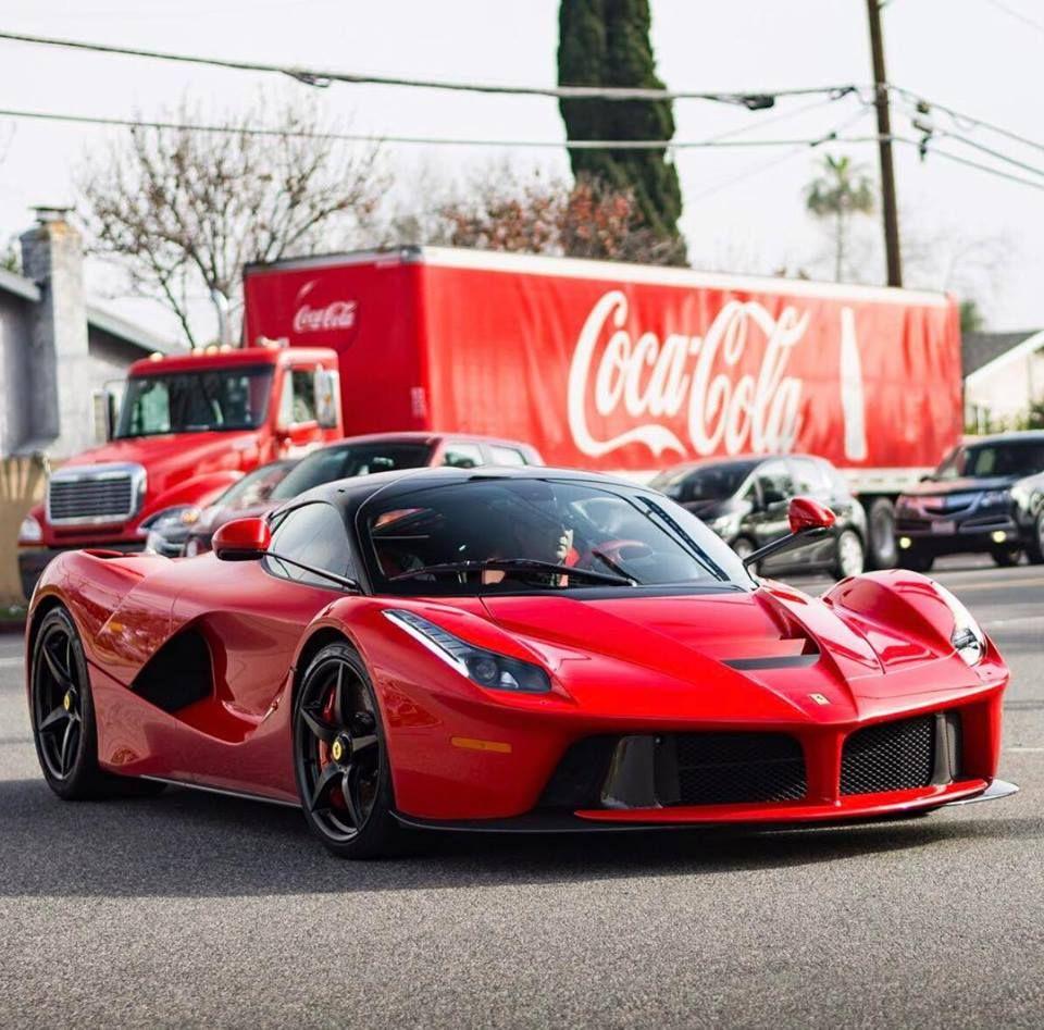 Pin by Todd Day on Ferrari Sports cars luxury, La