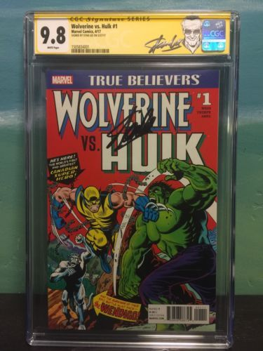 0f0760ab929 certified #graded #cgc #cpgx #art #DC #Marvel #comic True Believers ...