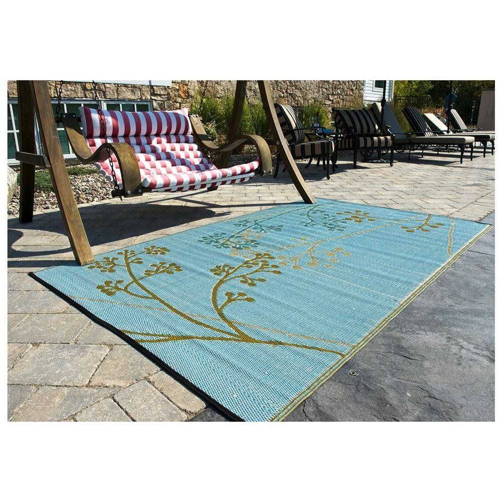 Beautiful Image Of: 6 X 9 Outdoor Area Rugs