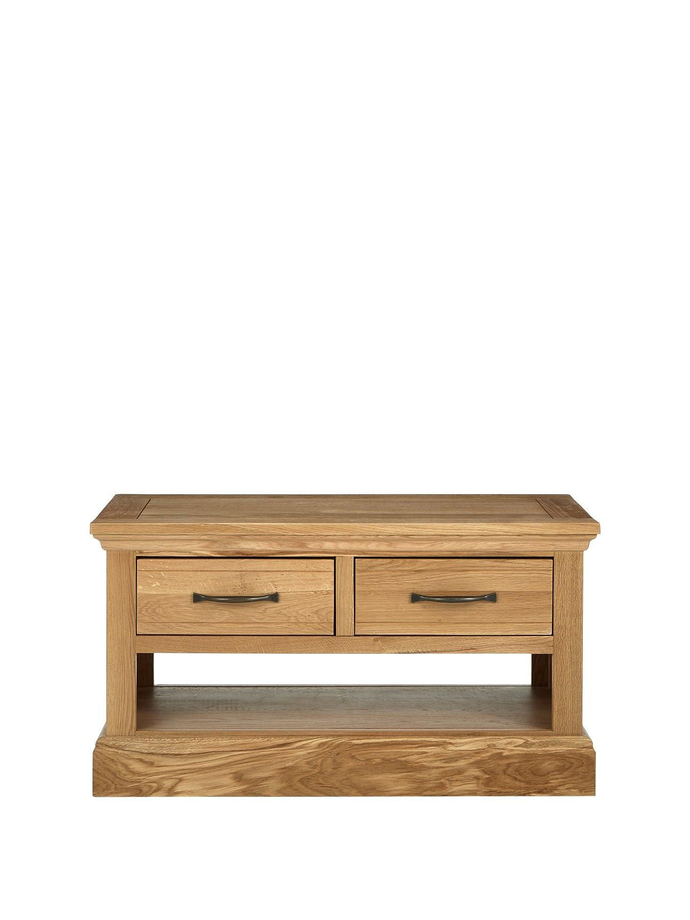 Kingston 100 Solid Wood Ready Assembled Coffee Table Solid Wood