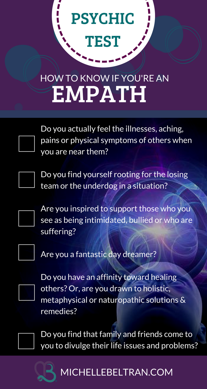 how to know if you re an empath
