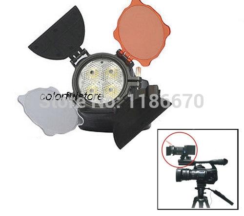 49.99$  Buy here - http://alifr6.shopchina.info/go.php?t=1875128659 - Hot 5005 4 Pcs Light Beads LED Video Lamp Lighting 5500K-6500K For Canon Nikon JVC Panasonic Olympus Samsung Camera Camcorder 49.99$ #magazineonlinewebsite