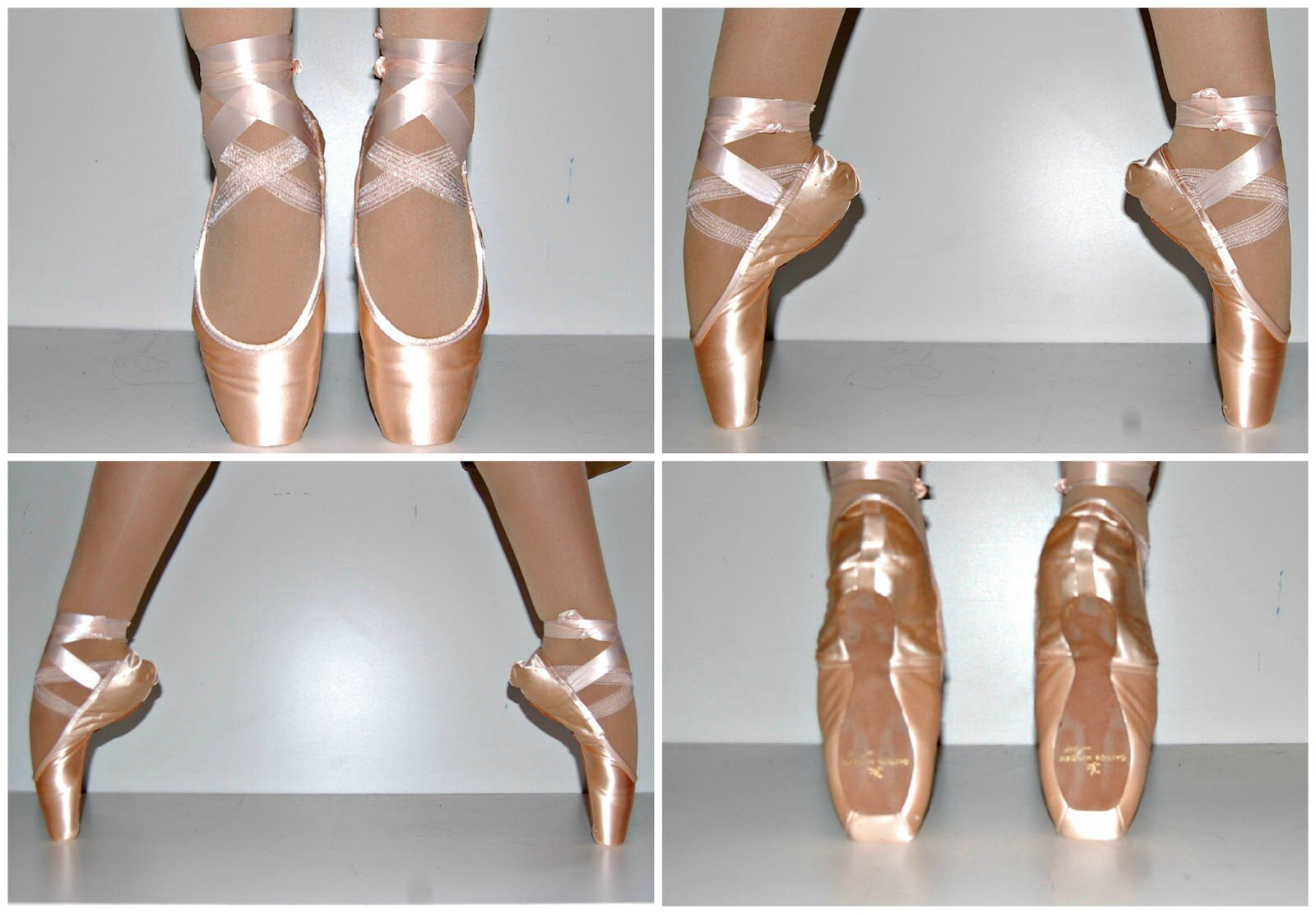 2e121aa126d9 Gaynor Minden pointe shoes