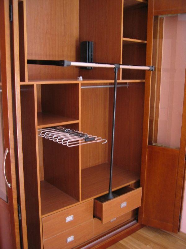 Serranos studio distribuir el interior de tu armario - Distribuir armario empotrado ...
