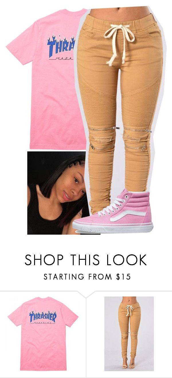 """""""told me to call him daddy. """" by zaya775 ❤ liked on Polyvore featuring Vans"""