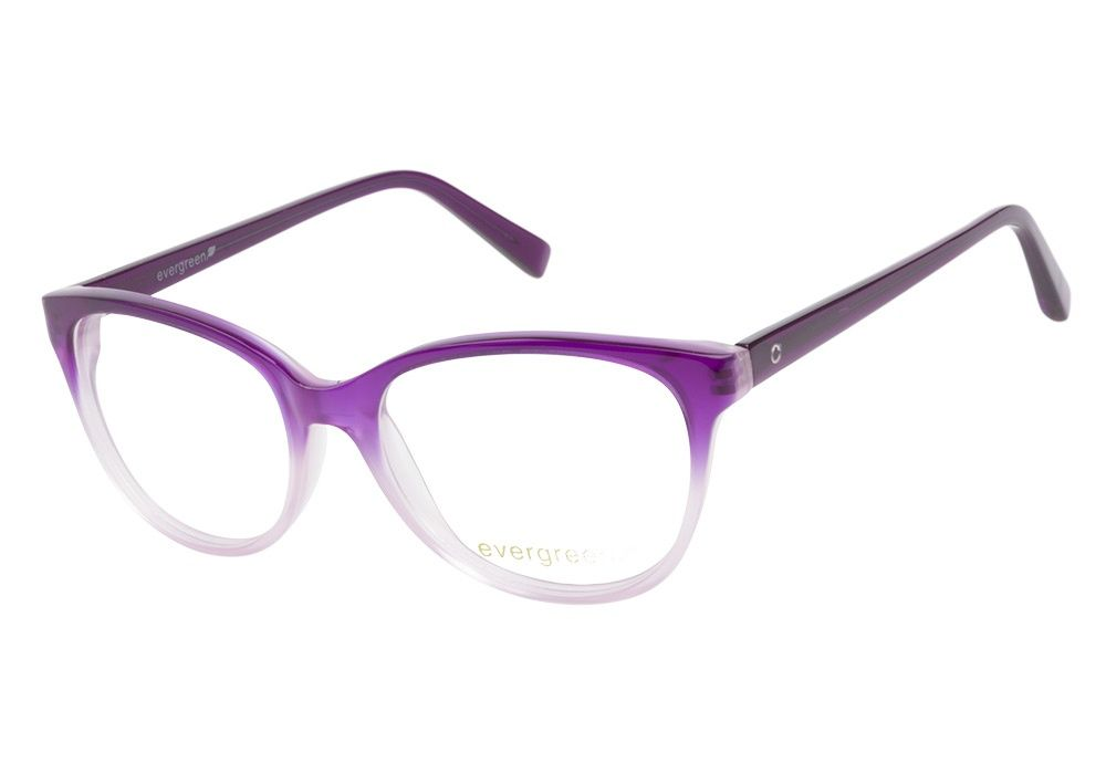 Eyeglasses Frames Purple : Evergreen 6016 Glasses, I love and Evergreen