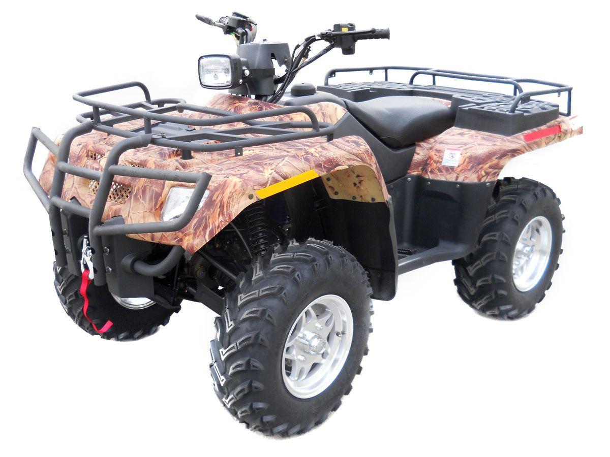 Atv007 400cc Atv With Semi Automatic Transmission Disc Brakes 12 Tires Atv Powersports Atv Accessories